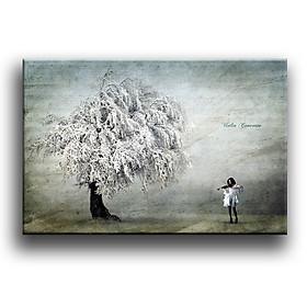 Tranh Canvas Vicdecor TCV0007 Tranh Nghệ Thuật 8