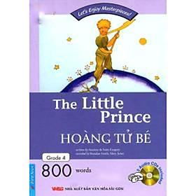 Happy Reader - Hoàng Tử Bé (Kèm 2 CD)