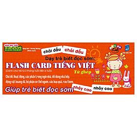 Flash Card Tiếng Việt - Từ Ghép