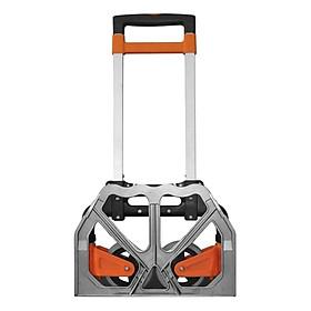 Xe Đẩy Hàng 2 Bánh Rút Gọn ADVINDEQ TL-80C (80kg) - Hàng Chính Hãng
