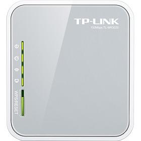 TP-Link TL-MR3020 - Router Wifi Chuẩn N 300Mbps Không Dây 3G/4G - Hàng Chính Hãng