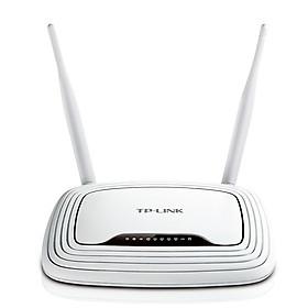 TP-Link TL-WR842ND - Router Wifi Chuẩn N 300Mbps (Anten tháo rời)