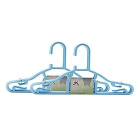 Combo 2 Bộ Móc Áo Dây Nhựa Tự Lập TL56 (6 Cái / Bộ) - Nhiều Màu