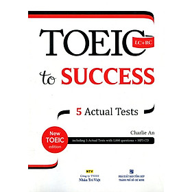TOEIC To Success (Kèm CD)