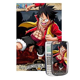 Decal Máy Tính Casio One Piece 007