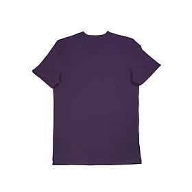 Áo T-Shirt Nam Cổ Tròn IMVMAN TS-TR2 - Tím