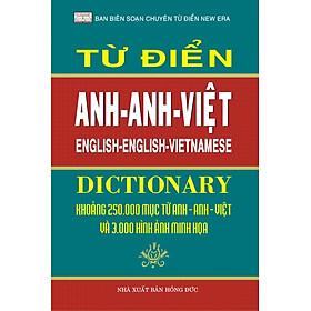 Từ Điển Anh - Anh - Việt 250.000 Từ
