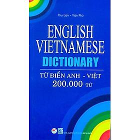 Từ Điển Việt Anh 200.000 Từ