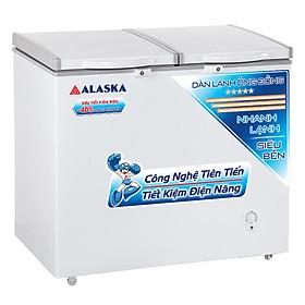 Tủ Đông Alaska BCD-4568C (450L) - Hàng chính hãng