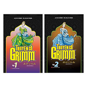 Truyện Cổ Grimm (Trọn Bộ 2 Tập)