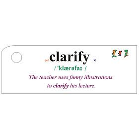 Flashcard Effective Communication Best Quality (U6)