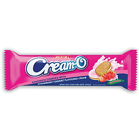 Bánh Quy Cream-O Cream-O Strawberry Yoghurt 85g