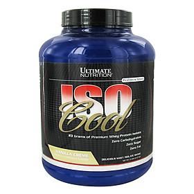 Sữa Tăng Cơ Vị Vani Iso Cool Ultimate Nutrition SMUN259 (2.27kg)