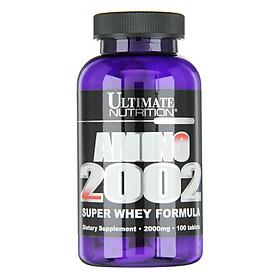 Viên Uống Tăng Cơ Amino 2002 Ultimate Nutrition SMUN118 (100 Viên)
