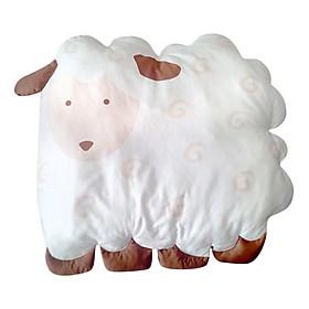 Gối DoMagic Cho Bé Hình Cừu Trắng Thivi - DOMAGIC_CUUTRANG