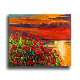 Tranh Treo Tường Canvas Suemall CV140824