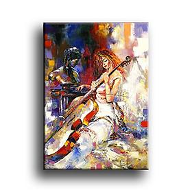 Tranh Treo Tường Canvas Suemall CV140815