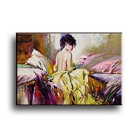 Tranh Treo Tường Canvas Suemall CV140818