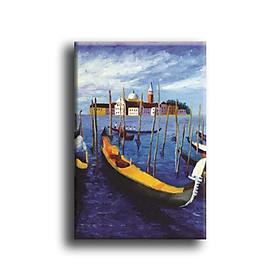 Tranh Canvas Vicdecor TCV0036 Biển Yên Bình