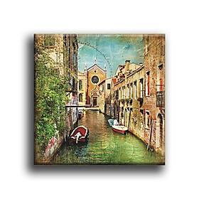 Tranh Canvas Vicdecor TCV0040 Vẻ Đẹp Venice 2