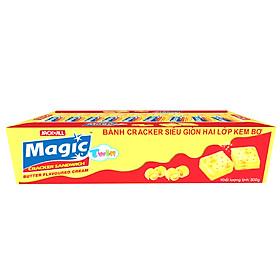Bánh Quy Magic Twin Butter (15g x 20)