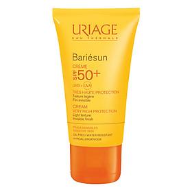 Kem Chống Nắng Bảo Vệ Tối Đa Thích Hợp Cho Da Nhạy Cảm Uriage Bariésun SPF50+ Crème (50ml)