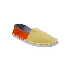 Giày Phủi Nam Flirtstory PV-C - Vàng cam