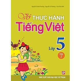 Vở Bài Tập Thực Hành Tiếng Việt Lớp 5 - Tập 1