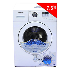 Máy Giặt Cửa Ngang Samsung WF752W2BCWQ (7.5 Kg) - Hàng Chính Hãng