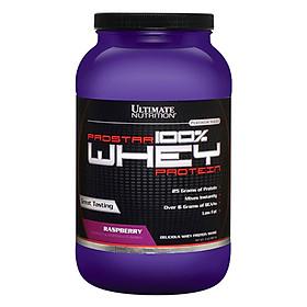 Sữa Tăng Cơ Vị Dâu Prostar 100% Whey Protein Ultimate Nutrition SMUN138 (907g)
