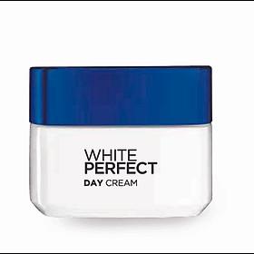 Kem Dưỡng Trắng Sáng L'Oreal White Perfect - Ngày SPF17 PA++