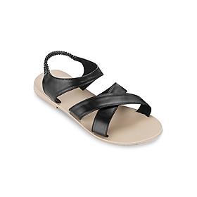 Giày Sandal Quai Chéo Nữ DVS WS405 - Đen