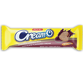Bánh Quy Cream-O Kem Choco 85g