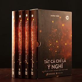 """Bộ Sách """"Tất Cả Chỉ Là Ý Nghĩ"""" (trọn bộ 4 cuốn)"""