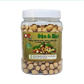 Đậu phộng da cá cốt dừa DTFood 1kg - Thơm ngon bổ dưỡng