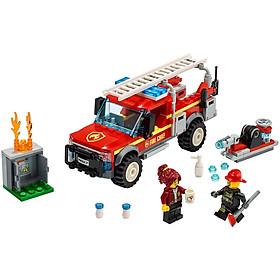 Đồ Chơi Xếp Hình LEGO Xe Cứu Hỏa Cơ Động 60231