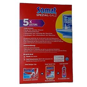 Muối rửa Bát - Ly Somat 1.2kg - Đức