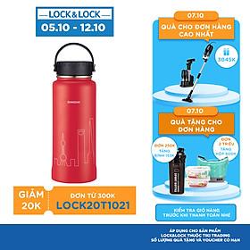 Bình Giữ Nhiệt Lock&Lock RigaTumbler (897ml)