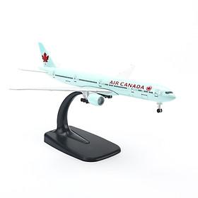 Mô Hình Máy Bay B777 CANADA AIRLINES 20CM EVERFLY