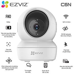 Camera IP Wifi Ezviz C6N 1080p-Hàng Chính Hãng