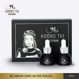 Bộ Tinh Chất Serum Căng Da Trẻ Hoá Hương Thị 30ml
