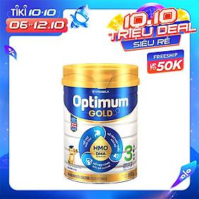 Sữa Bột Optimum Gold Step 3 Hộp Thiếc 850g