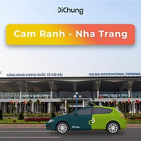 Voucher Xe 4 Chỗ Đưa / Đón Sân Bay Cam Ranh - Trung tâm TP Nha Trang