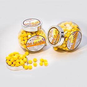 Thực Phẩm Chức Năng Viên Tinh bột nghệ – Sữa ong chúa 100g. Ngăn ngừa ung thư. Đẹp da, chống lão hóa. Hỗ trợ giảm cân tự nhiên, an toàn. Tăng cường hệ miễn dịch, phòng ngừa cảm cúm