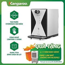 Máy Lọc Nước Kangaroo Hydrogen Ion Kiềm 5 Lõi KG100EED - Hàng Chính Hãng