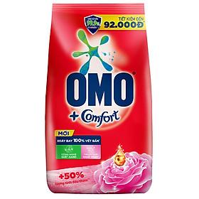 Bột Giặt Omo Comfort Tinh Dầu Thơm Diệu Kì 5.5kg – 67082008