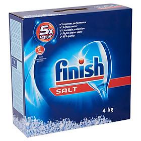 Muối rửa chén Finish Dishwasher Salt 4kg PTT017389