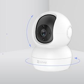 Camera IP Wifi Ezviz TY2 Quét 360 Độ Hồng Ngoại Đêm Lên Đến 10M Đàm Thoại Hai Chiều Theo Dõi Chuyển Động - Hàng Chính Hãng