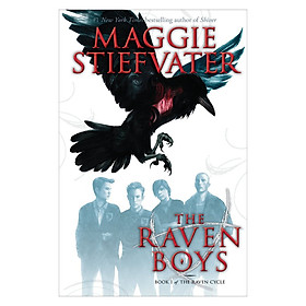 The Raven Cycle 1: The Raven Boys