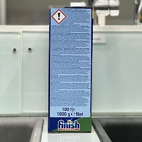 Viên rửa bát Finish All in one 100 viên made in EU